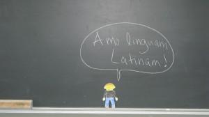 Amo linguam Latinam!
